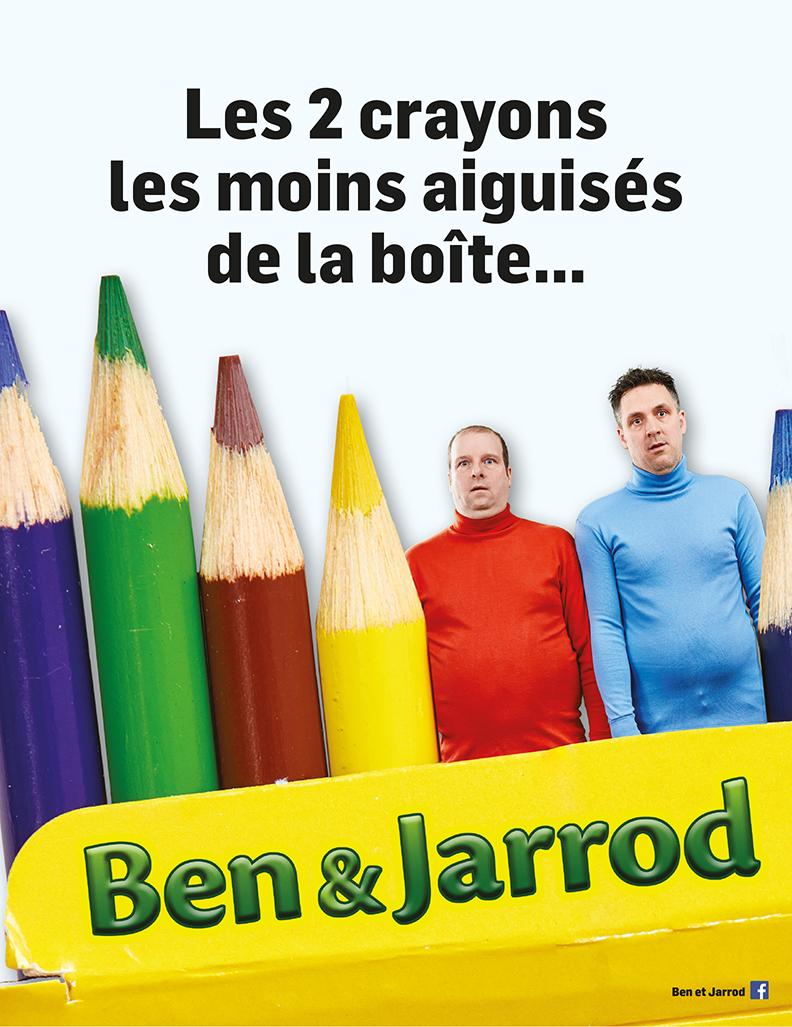 Ben & Jarrod