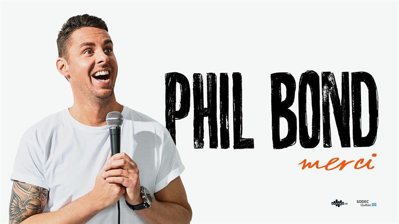 Philippe Bond - Merci